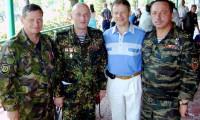 Офицеры Спецназа всегда в строю. Форум в Иркутске