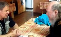 Очередная встреча с духовником - архимандрит Сильвестр